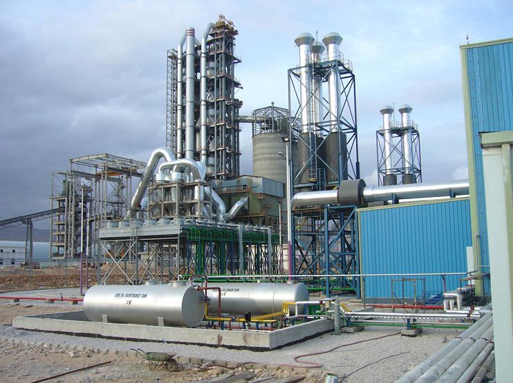 Cement factory AYCC Jemen