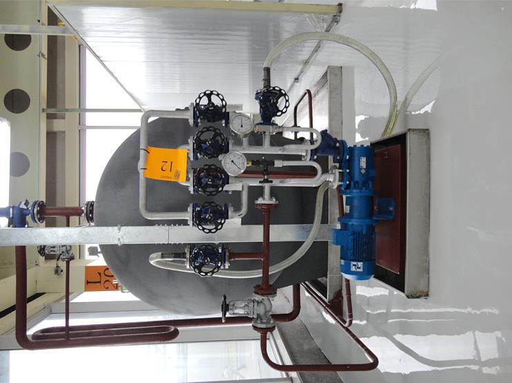 Drain tank 5000 Liter