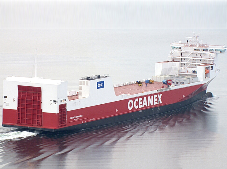 Oceanex-Connaigra-ConRo-Ferry-19500-dwt